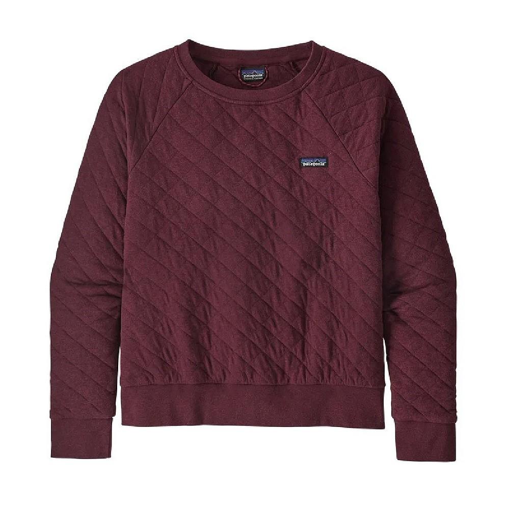 Patagonia Women S Organic Cotton Quilt Crew Shirt 25310