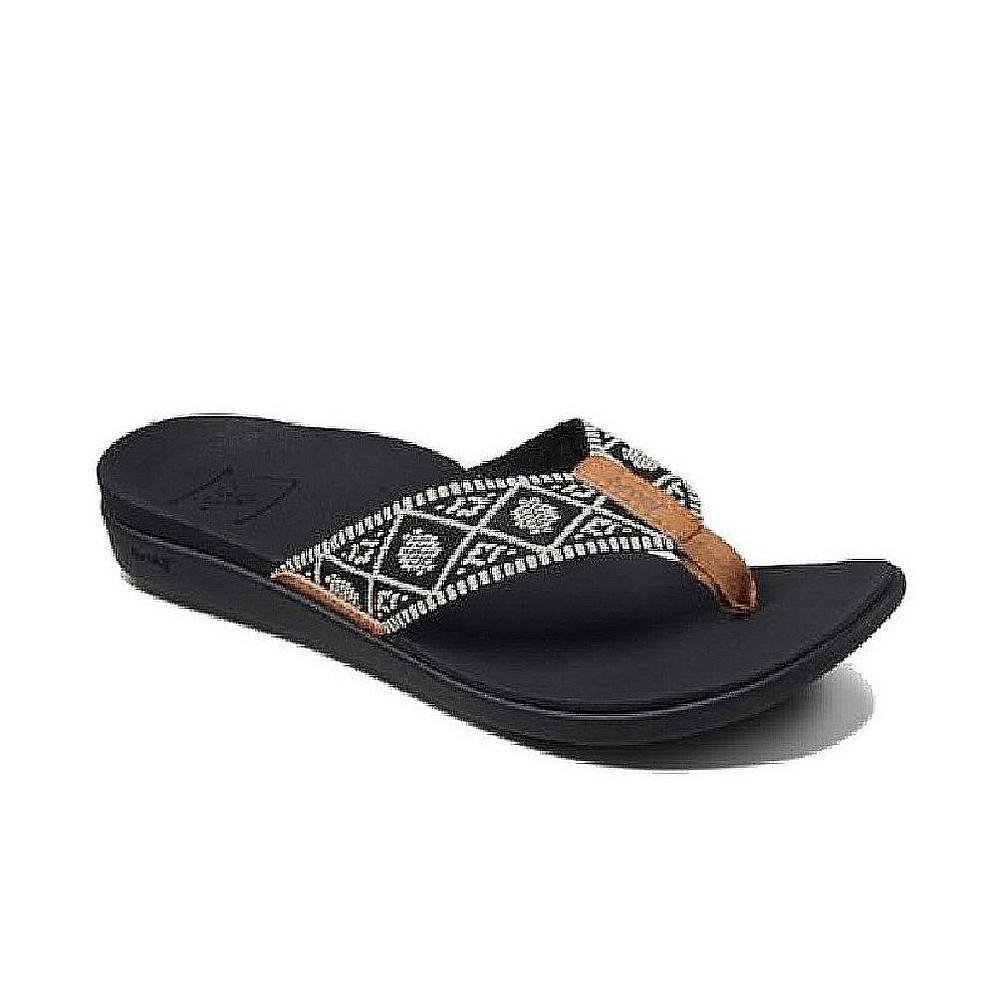 51ff0de9e240 Reef Women s Ortho-Bounce Woven Sandals RF0A3VDN
