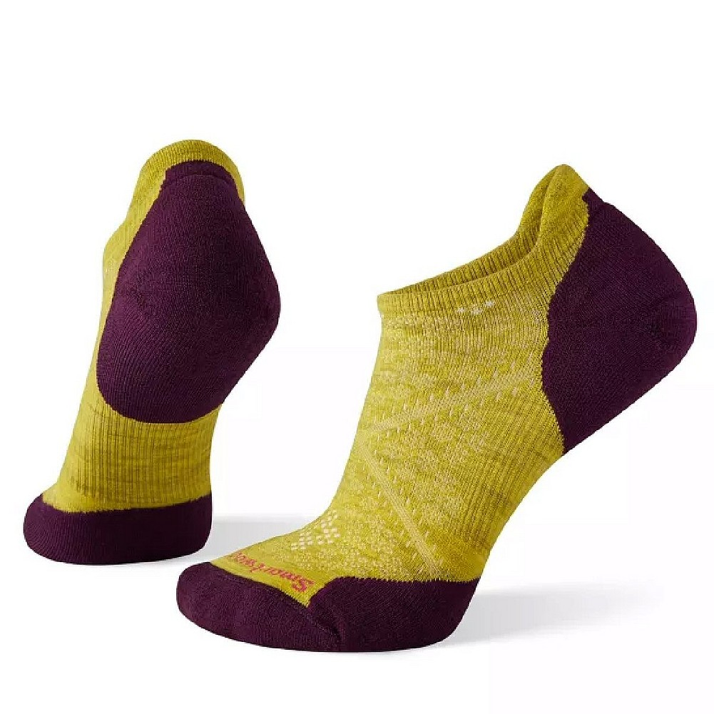 SmartWool Womens Smartwool Margarita Socks Red Sports Outdoors Breathable