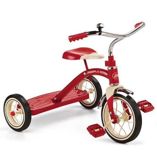 Radio Flyer Classic Red Tricycle # 34B (Radio Flyer)