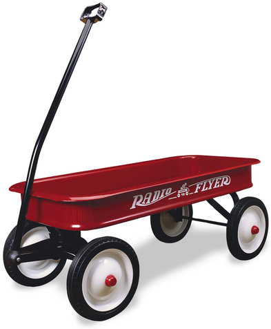 Radio Flyer Classic Red Wagon # 18 (Radio Flyer)