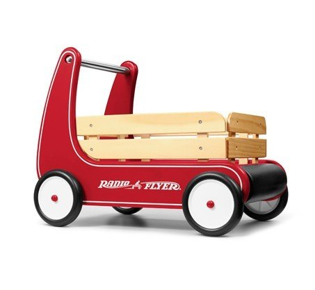 Radio Flyer Classic Walker Wagon # 612 (Radio Flyer)