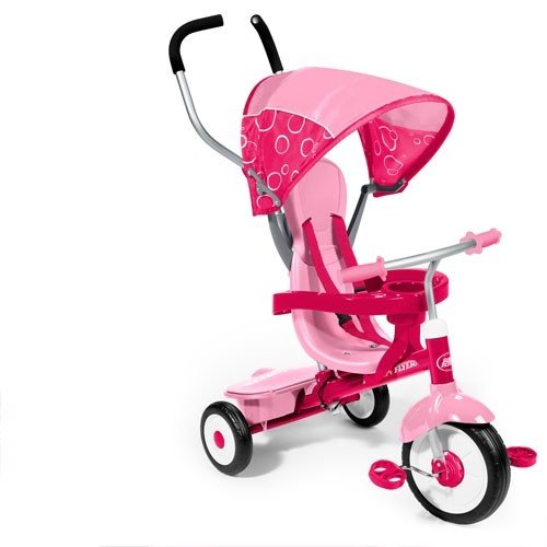 Girls' 4-in-1 Trike