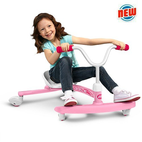 Radio Flyer Girls Ziggle 625P (Radio Flyer)