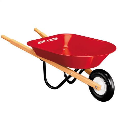 Radio Flyer Kid's Wheelbarrow # 40 (Radio Flyer)