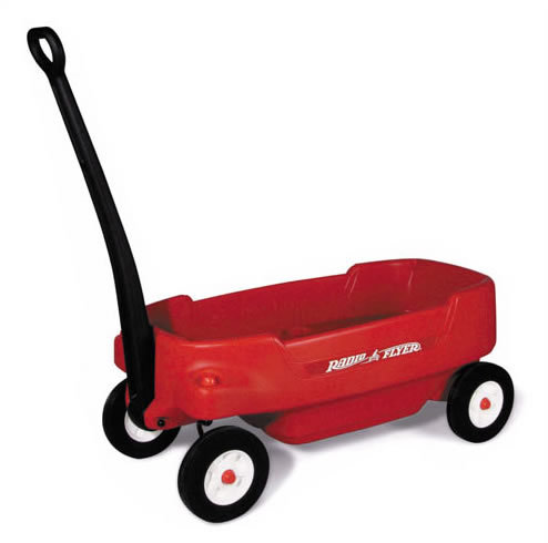 Radio Flyer Pathfinder Wagon # 2700 (Radio Flyer)