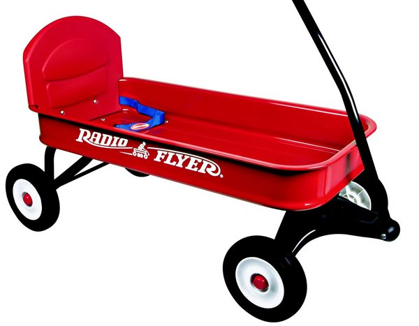 Radio Flyer Ranger Wagon # 93B (Radio Flyer)