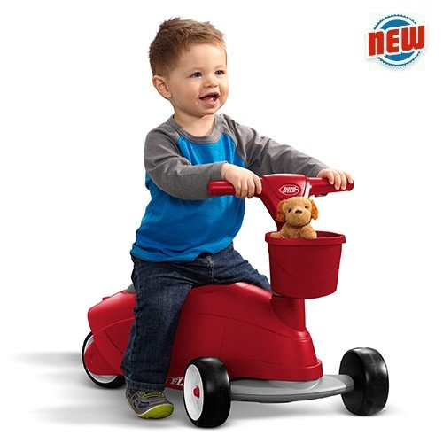 Radio Flyer Ride 2 Glide 610 (Radio Flyer)