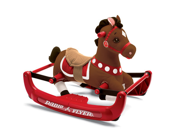 Radio Flyer Soft Rock & Bounce Pony w/ SOUND # 354 (Radio Flyer)