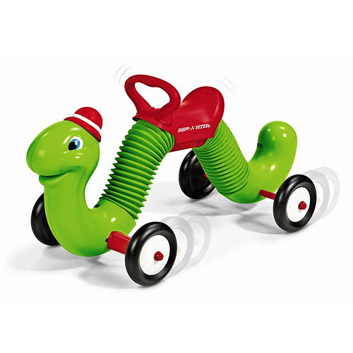 Radio Flyer The Inchworm # 73S (Radio Flyer)