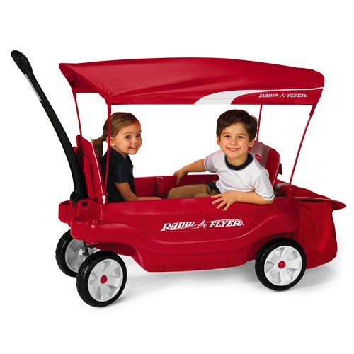 Radio Flyer Ultimate Comfort Wagon # 3181 (Radio Flyer)