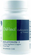 DaVinci Laboratories Melatonin-3 2370.060 (DaVinci Laboratories)