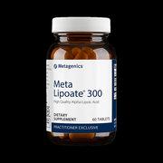 Metagenics Meta Lipoate 300mg METL3 (Metagenics)