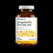 Metagenics OmegaGenics EPA-DHA 300 (EPA-DHA Complex) EPA (Metagenics)