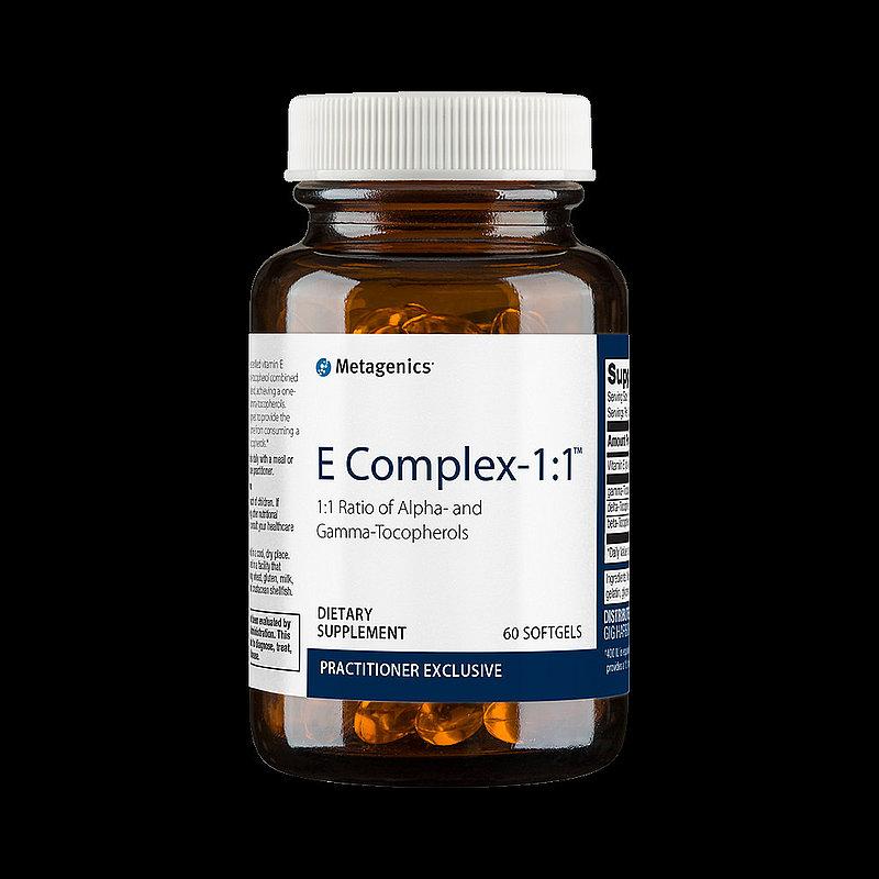 E Complex 1:1
