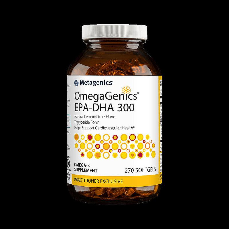 OmegaGenics EPA-DHA 300 (EPA-DHA Complex)
